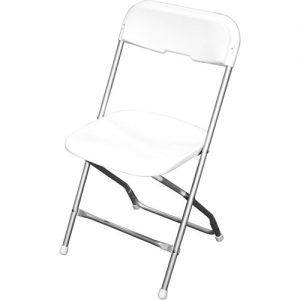 white-aluminum-chair