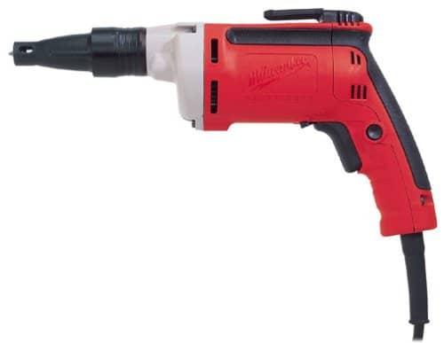 Dry wall screwe gun