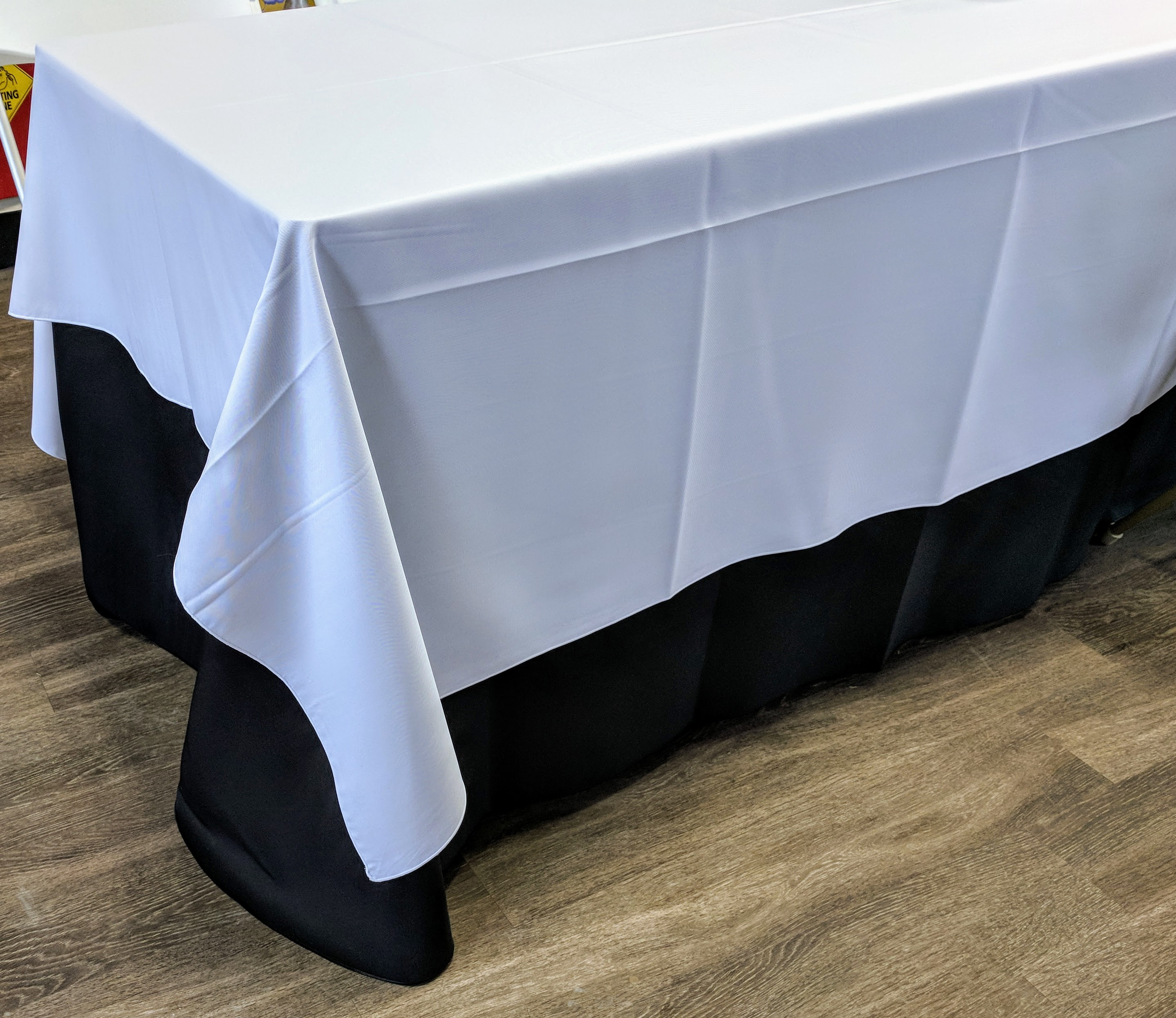 Tablecloth 72 x 120 banquet channahon general rental for 120 table cloth rental